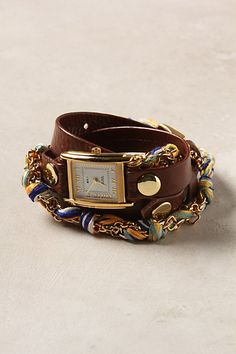 wrap watches. love #anthropologie