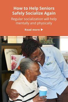 With millions of older adults having received the new COVID-19 vaccines, their enforced social isolation can finally begin to ease. For family caregivers concerned about the health and welfare of their aging loved ones, this is great news. Elderly Activities, Aging Parents, Caregiver, First Love, Parenting, News, Health, First Crush, Health Care