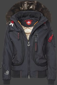 I flippin' LOVE these jackets! Wellensteyn Rescue Jacket