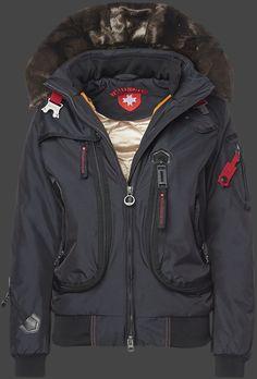 I flippin' LOVE these jackets! Wellensteyn Rescue Jacket