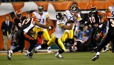 Watch Pittsburgh Steelers vs Cincinnati Bengals (live stream & scores here) football game: Bengals vs. Steelers in an action-packed Week Eight of the 2015 ...