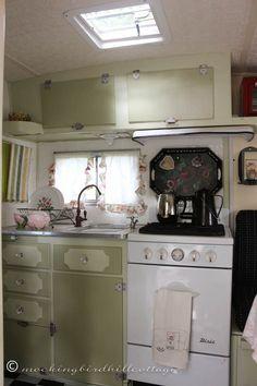 Mockingbird Hill Cottage--Pretty color scheme...