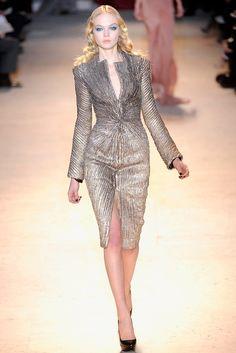 Zac Posen Fall 2011 Ready-to-Wear Fashion Show - Siri Tollerød