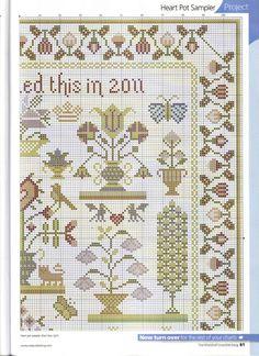 Gallery.ru / Фото #35 - The world of cross stitching 177 - WhiteAngel