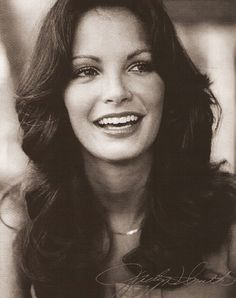 Southern Belle style: Jaclyn Smith.  Had the pleasure of meeting her and she is as charming as she looks.