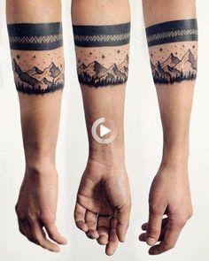 Tatuaje de brazalete - símbolos y significados - tatuajes - ZENIDES Gundam, Tattoo Symbole, Tattoo Care, Delicate Tattoo, Symbols And Meanings, Botanical Tattoo, Sunflower Tattoos, Tattoed Girls, Best Friend Tattoos