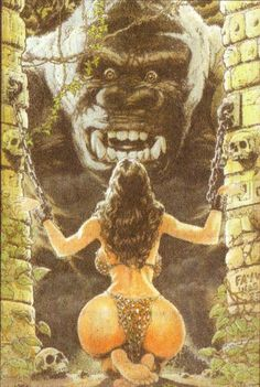 """As I said when it comes to """" KING KONG ART """" you know its going to be AWESOME !!"""