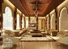 Majlis Design | ALGEDRA Interior Design Consultancy http://www.bykoket.com/projects.php
