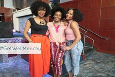 Support #Natural Hair Vlogger Meechy Monroe as she fights Brain Cancer #getwellMeechy