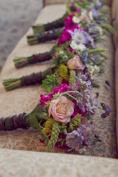 pretty bouquets  #RePin by AT Social Media Marketing - Pinterest Marketing Specialists ATSocialMedia.co.uk