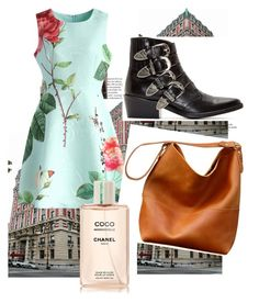 """""""street urban"""" by gialena ❤ liked on Polyvore featuring Chicwish and Toga"""