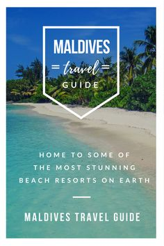 Maldives Resorts Travel Guide; The Maldives are Picture perfect, whose tropical islands are home to some of the most stunning beach resorts on Earth. With their unique luxury Maldives water bungalows to stay in, Maldives Resorts will provide you with the ultimate beach break or honeymoon hideaway.