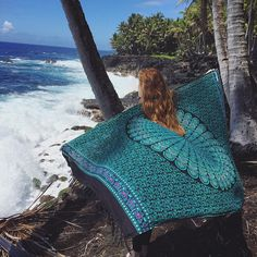 'Cause Thursday is feeling a lot like Friday! Our Dreamland Explorer Sarong in its natural element ∇Δ∇
