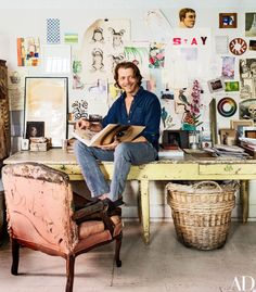 """john derian: """"i'm drawn to things that are odd but beautiful"""""""