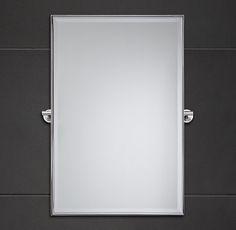Spritz Rectangular Pivot Mirror