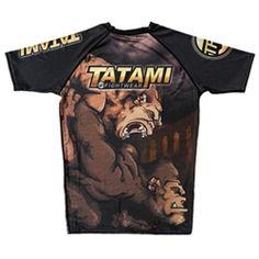 Tatami Fightwear The Wrestlers Rash Guard