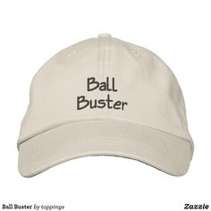 Ball Buster Embroide