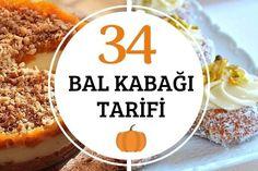 Bal Kabağı Tarifleri: Tatlıdan Tuzluya 34 Lezzet - Nefis Yemek Tarifleri Pasta, Food, Essen, Meals, Yemek, Eten, Pasta Recipes, Pasta Dishes