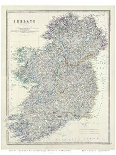 14 Ireland Old Maps Ideas Old Maps Ireland Old Map