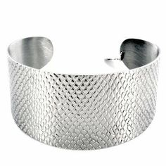 Cuff Hammered Finish Design Bracelet West Coast Jewelry. $18.99