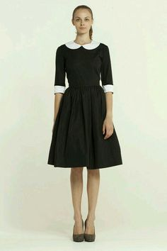 78a406fc52 I need a Wednesday Addams inspired dress