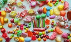 Gardens of Time | Candy Display