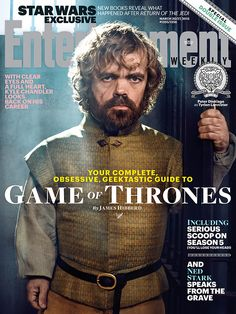 #GameofThrones is BACK and we have some serious scoop on season 5 (you'll lose your head!)