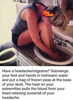 18 Natural Migraine Plus Headache RemediesPositiveMed | Positive Vibrations in Health