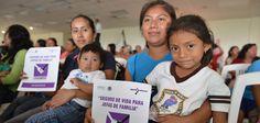 Veracruz se suma a una política social que es un auténtico instrumento de superación para una mejor calidad de vida, afirmó el gobernador Javier Duarte de Ochoa