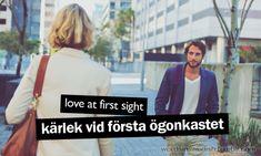 kärlek vid första ögonkastet