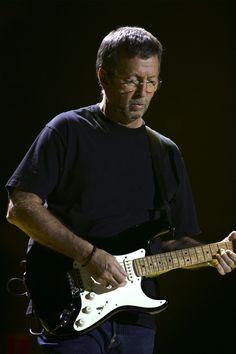 Eric Clapton. Love his blues.