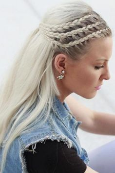 Romantic Bohemian Braids picture 1