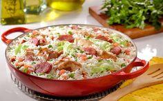 receita arroz de Braga, arroz de Braga receita, arroz de Braga como preparar, arroz de Braga ingredientes, receitas portuguesas, receitas Portugal