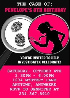 Girl detective treasure hunt