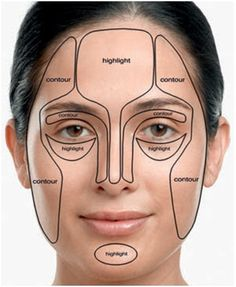 Where should we use the concealer? - Make Up & Hair - . – Make Up & Hair – Where should we use the concealer? – Make Up & Hair – - Contour Makeup, Contouring And Highlighting, Skin Makeup, Contouring Guide, Highlighting Contouring, Corrective Makeup, Oval Face Makeup, Contouring Tutorial, Foundation Contouring