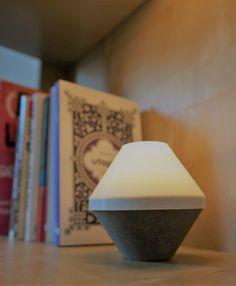 Small Shade & Base Lamp