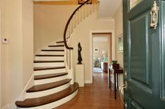 Lovely entryway to an elegant Monterey Colonial home! #Piedmont #GrubbCo