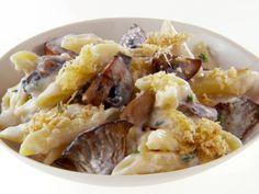 Mushroom Mac and Cheese Recipe : Giada De Laurentiis : Food Network - FoodNetwork.com