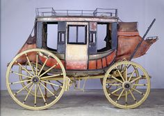 """Samantha, we rode a stagecoach like this one at """"The Buffalo Ranch"""" when you were very young. You and Ronald rode with the driver. We could hear the two of you laughing all the way inside of the coach. This was the same trip that we got to hold three little brown bear cubs. Too bad that place burnt down. It was in Harrisburg. Not far from home."""