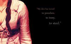 Starks: Sansa by GreenRaven28.deviantart.com on @deviantART
