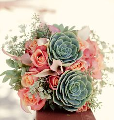 49 Super Cool Wedding Ideas for Your Big Day - I just think these are nice flowers