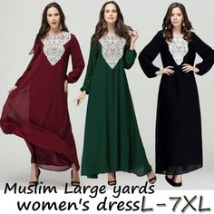 >>>Cheap Price GuaranteeL-7XL Muslim Large yards women's dress 2016 autumn and winter long sleeve dress women's fashion Lantern sleeve simple dressL-7XL Muslim Large yards women's dress 2016 autumn and winter long sleeve dress women's fashion Lantern sleeve simple dressIt is a quality product...Cleck Hot Deals >>> http://id432578609.cloudns.pointto.us/32753827685.html images
