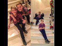 Britney Spears' Sons Sean and Jayden Look All Grown Up.
