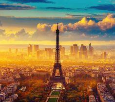 Lonely Paris...