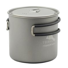TOAKS Titanium 600ml Pot - CONTINUE @ http://www.buyoutdoorgadgets.com/toaks-titanium-600ml-pot/?a=0096