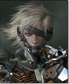 Raiden- Metal Gear