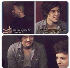 omg one of the best proofs ever. #LarryIsReal #Romance NO HATE GUYS FOR SHIPPING THIS PLEASE. I LOVE ELEANOR AN WOULD NEVER EVER SEND HATE,  I JUST THINK LARRY IS ADORABLE :)