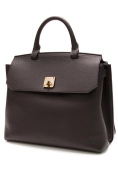 This MCM doubles as a satchel and backpack!