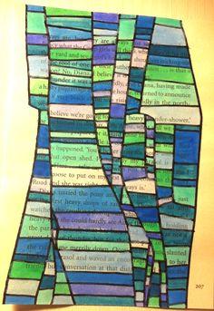 Cool Color Klee by Betsey McLawhorn