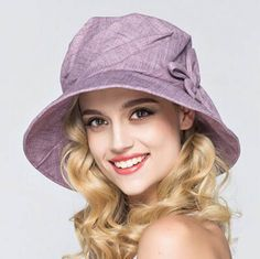 Elegant flower bucket hat ruffle design ladies sun hats for summer